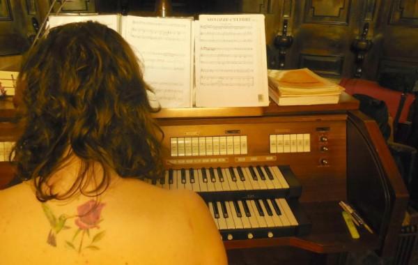 Compositrice