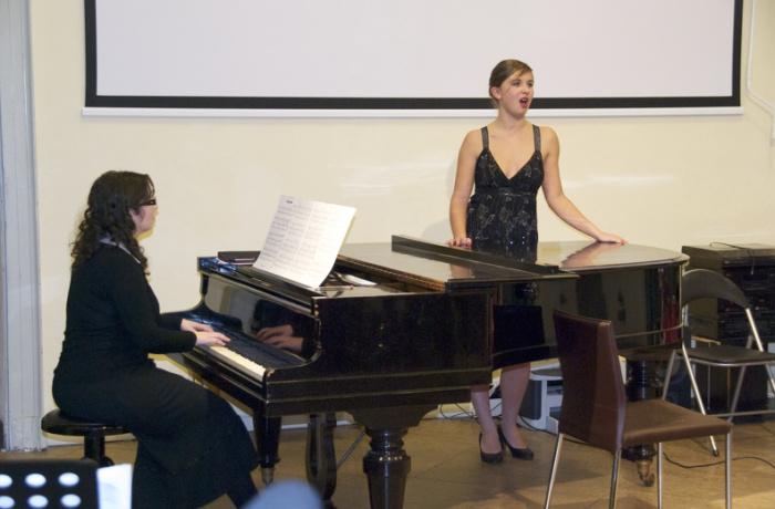 Insegnante di canto